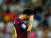 Tin bên lề bóng đá - Messi sa sút thảm hại do... bánh pizza