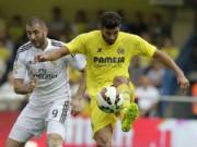 Bóng đá - TRỰC TIẾP Real - Villarreal: Sức ép khủng khiếp (KT)