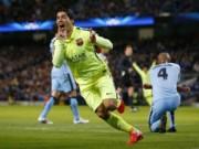 Bóng đá Tây Ban Nha - Nóng: Man City chi 100 triệu bảng mua Suarez