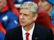 Bóng đá - Tin HOT tối 1/3: Wenger thừa nhận đang chịu áp lực lớn