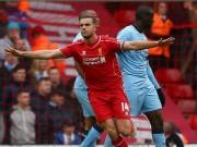 Video bàn thắng - Liverpool – Man City: Nạn nhân của siêu phẩm