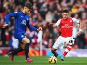 Bóng đá Ngoại hạng Anh - TRỰC TIẾP Arsenal - Everton: Dấu chấm hết (KT)