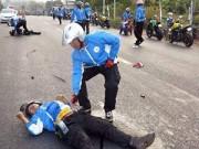 """Tin bên lề thể thao - Nhóm mô tô """"phượt"""" lên tiếng vụ tai nạn chết người"""