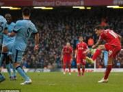 Video bóng đá hot - Joe Hart 2 lần làm nền cho siêu phẩm của Liverpool