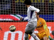 Bóng đá - Inter - Fiorentina: Một phút sảy chân
