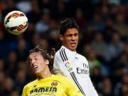 Bóng đá Tây Ban Nha - Real - Villarreal: Đối thủ khó chịu