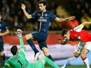 """Bóng đá - Monaco - PSG: Lỡ cơ hội """"vàng"""""""