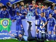 """Bóng đá - Lập """"hattrick"""" tại League Cup, Mourinho như trên mây"""