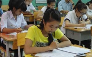 Giáo dục - du học - Kỳ thi THPT quốc gia 2015: Hồi hộp chờ phân bổ cụm thi