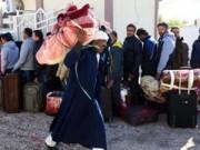 An ninh thế giới - Hơn 25.000 người Ai Cập chạy khỏi Libya trốn IS