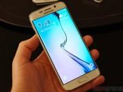 Điện thoại - Cận cảnh siêu phẩm Samsung Galaxy S6 Edge mới