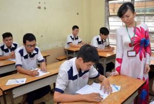Giáo dục - du học - Chọn môn thi quyết định kết quả xét tuyển