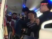 Video An ninh - Ninh Bình: Phát hiện xe khách 40 chỗ nhồi nhét 120 người