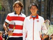 Xếp hạng Tennis - BXH tennis 2/3: Nadal lên số 3, Nishikori vào top 4