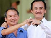 Bóng đá Việt Nam - 'Chém gió' với bầu Thắng