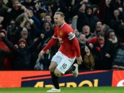 Tin bên lề bóng đá - Cầu thủ ấn tượng nhất 23/2-1/3: Rooney lấy lại bản năng