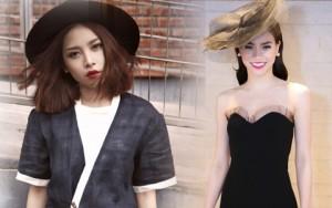 """Thời trang - 4 người đẹp thay đổi phong cách nhanh tới """"chóng mặt"""""""
