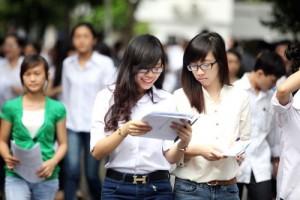 Giáo dục - du học - TPHCM: Chỉ tiêu tuyển sinh đại học, cao đẳng của các trường top