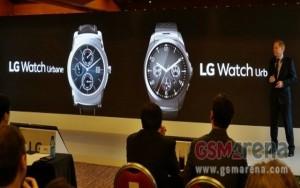 Máy in/phụ kiện - Trên tay đồng hồ thông minh LG Watch Urbane và Urbane LTE