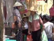 An ninh Xã hội - Lên thành phố thăm con, người mẹ bị móc túi trên xe bus