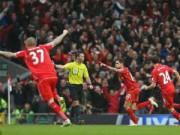 Bóng đá - Liverpool: Sức mạnh từ những đôi chân trẻ