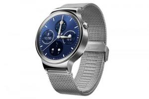 Sản phẩm mới - Đồng hồ thông minh Huawei Watch trình làng: Sang trọng, lịch lãm