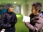"""Bóng đá Việt Nam - Công Vinh cùng """"Chelsea VN"""" muốn gây bất ngờ ở Nhật"""