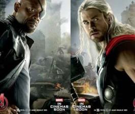 "Phim - Poster mới Avengers 2 khiến mọt phim ""phát sốt"""