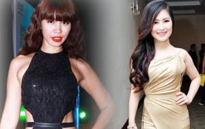 Thời trang - Những chiếc váy bó khiến người đẹp Việt mất điểm