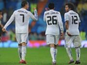 Bóng đá Tây Ban Nha - CR7, Marcelo tranh cãi nảy lửa về chiến thuật trên sân