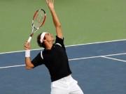 """Thể thao - Federer và cú đánh """"trẻ mãi không già"""""""