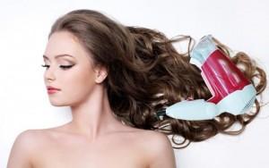 Tóc đẹp - 5 sai lầm dễ gặp khi dùng máy sấy tóc