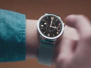 Đeo thử đồng hồ thông minh Huawei Watch