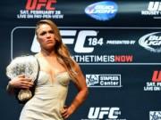 """Thể thao - """"Nữ hoàng"""" UFC được xem Mayweather-Pacquiao miễn phí"""