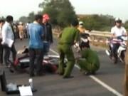 Video An ninh - TNGT nghiêm trọng tại Phú Yên, 1 người tử vong