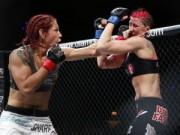 """Thể thao - UFC: """"Kẻ thù"""" của Ronda Rousey K.O đối thủ ở giây 46"""
