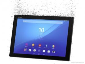 Xperia Z4 Tablet trình làng: Bất ngờ lớn từ Sony