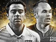 Bóng đá Tây Ban Nha - Xavi, Iniesta: Những người thừa ở Nou Camp