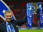 Bóng đá - Mourinho lần 21 đoạt cúp: Vẫn thua xa Guardiola