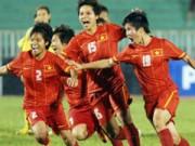 Bóng đá Việt Nam - Bóng đá nữ VN và mục tiêu năm 2015: Thầy mới, trò cũ