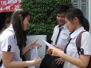 Giáo dục - du học - ĐHQG Hà Nội tổ chức 7 cụm thi năm 2015