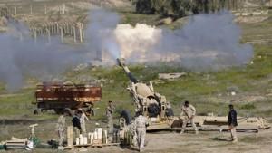 Thế giới - Mới đánh IS, quân đội Iraq đã hục hặc với Mỹ