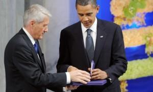 """Tin tức trong ngày - Chủ tịch Ủy ban Nobel Hòa bình bất ngờ bị """"lật đổ"""""""