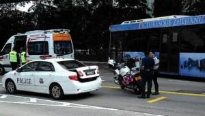 Tin tức trong ngày - Rơi từ đường cao tốc, cô gái Việt tử vong ở Singapore