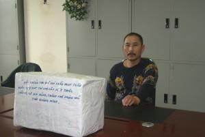 """An ninh Xã hội - Bắt đối tượng người nước ngoài vận chuyển 20kg ma túy """"đá"""""""