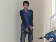 Cảnh giác - Bắt kẻ ra tù, tiếp tục trộm cắp hơn 2 năm