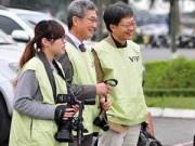 """Bóng đá - Phóng viên Nhật Bản """"đổ bộ"""" buổi tập U23 Việt Nam"""