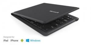 Máy tính để bàn - Microsoft mang bàn phím di động tới MWC 2015
