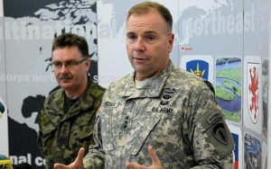 """Tướng Mỹ tố 12.000 lính Nga """"tiếp sức"""" cho ly khai Ukraine"""