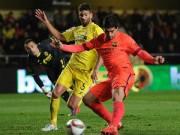 Bóng đá Tây Ban Nha - Villarreal - Barca: Hàng công tỏa sáng